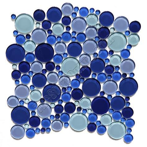 bubbles glass tile mosaic glass bubbles