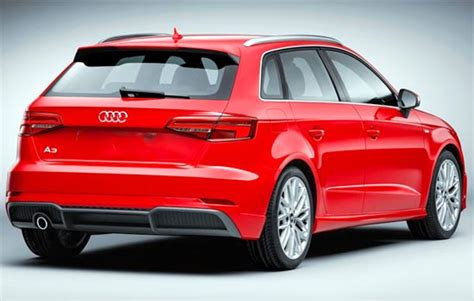 2019 Audi A3 Sportback Changes And Review  Audi Suggestions
