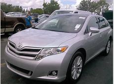Used 2014 TOYOTA VENZA car For Sale At AuctionExport