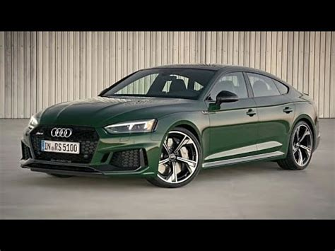 Audi Rs5 Picture by Audi Rs5 Sportback 2019 Sports Sedan