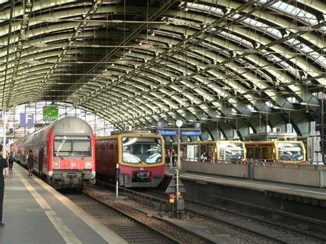 Berlin Zoologischer Garten Nach Ostbahnhof by Endstation Berlin Ostbahnhof Zumindest F 252 R Die S Bahn