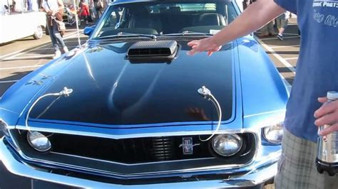 one classic cars classic cars 1961 ford mustang mach 1 car