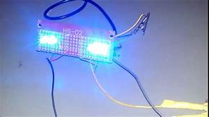 Led Blinking Flash Light With Diagram