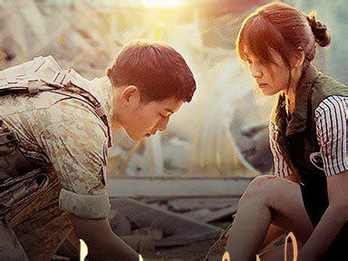 descendientes del sol el mejor drama coreano  tv
