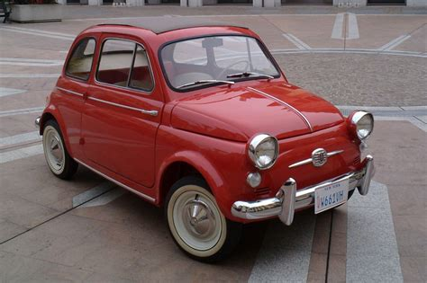 Is Fiat Italian by 1959 Fiat 500 Normale Trasformabile For Sale