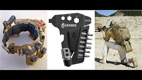 11 Amazing Tactical Gear Survival Gear You Need To See 2017