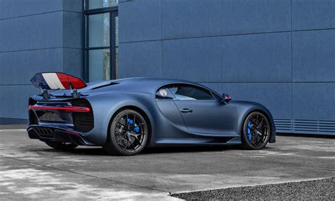 The chiron noire sportive and the chiron noire elegance. Chiron Sport '110 ans Bugatti' pays tribute to France - Autodevot