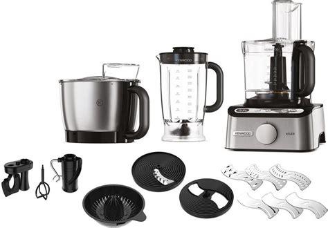 Kenwood Kompakt-küchenmaschine Fhm155si, 1000 W, 3 L Schüssel Online Kaufen