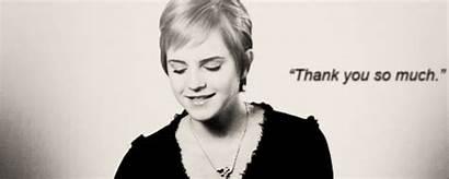 Short Hair Gifs Emma Watson Cut Mature