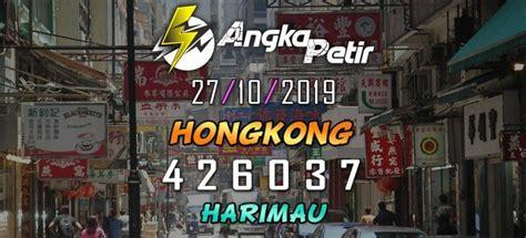 prediksi hongkong  oktober  angka petir  colok jitu   shio harimau