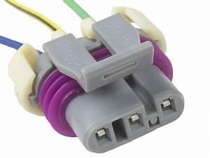 Crankshaft Position Sensor Connector Pigtail 58x