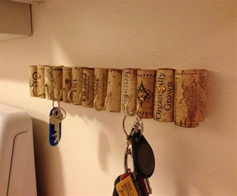 20 Creative Wall Key Holder Ideas
