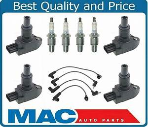Ignition Coil Coils Wires Spark Plugs 2004
