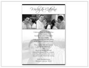 photo wedding invitations photo wedding invitations that make the memory lasting photo wedding invitations