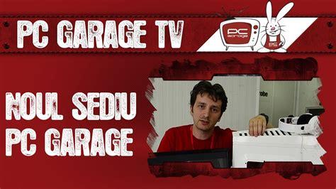 Pc Garage Tv  Scurt Tur Al Noului Sediu Pc Garage Youtube