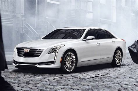 2016 Cadillac Ct6 Review And Rating
