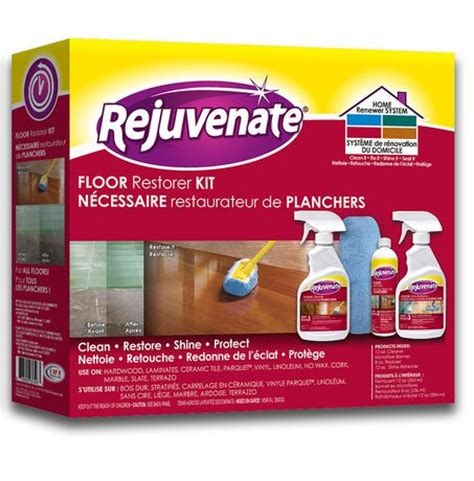 Floor Ls At Walmart Canada by Rejuvenate Floor Restorer Kit Walmart Canada