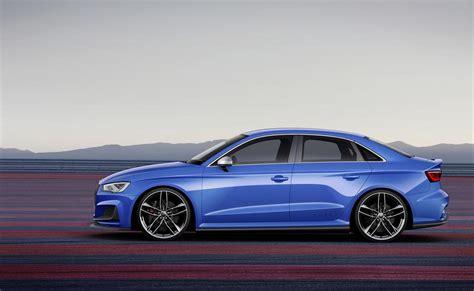 2018 Audi A3 Clubsport Quattro Concept Image