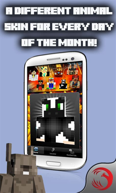 When you enter the game through this app, you will find many surprises and gifts that we have provided for you. Amazon.com: Skins Animal For Minecraft Pro - Multiplayer ...