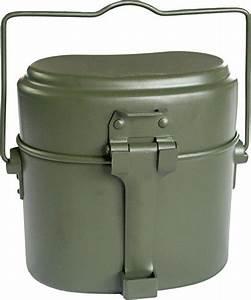 Aluminium Kochgeschirr Gesundheit : original bundeswehr aluminium kochgeschirr farbe olive ounnil ~ Orissabook.com Haus und Dekorationen