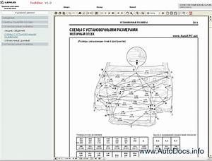Lexus Is300  Is 250  Is 220d Rus Repair Manual Order