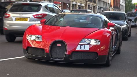 Bugatti Veyron 16.4 Kahn Design W/  Million 'f1' Number