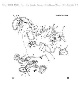 1998 Chevy S10 Vacuum Diagram by Solved Vacuum Diagram For 2003 Chevy S10 2 2 Fixya