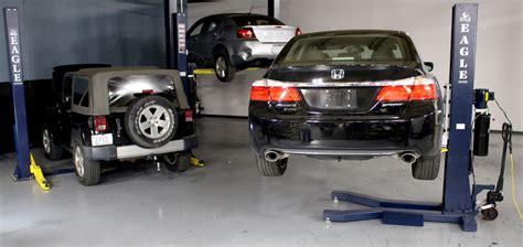 Choosing The Right Automotive Lift