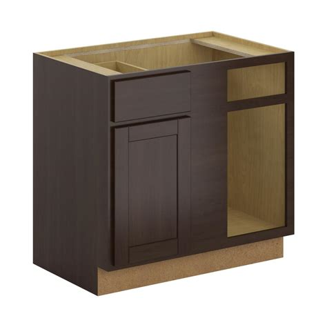 Blind Corner Base Cabinet For Sink by Hton Bay 36x34 5x24 In Hton Sink Base Cabinet In