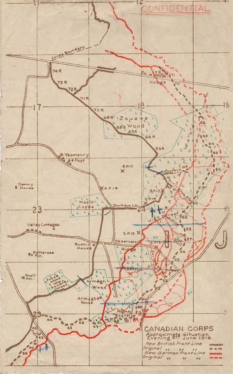 siege of battle of mont sorrel