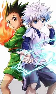 If you watched Hunter x Hunter how would you define Gon ...