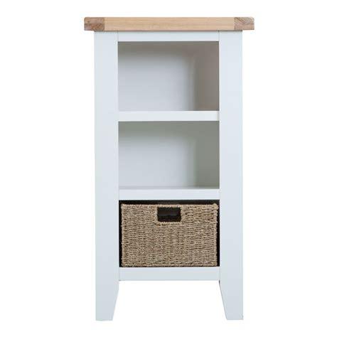 Small Narrow Bookcase by Small Narrow Bookcase Countryside Pine And Oak