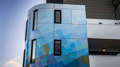 vitrabond cladding aluminium composite panels fairview