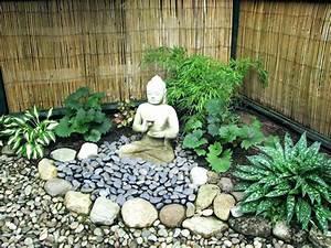 Idée Jardin Zen : idee jardin zen exterieur le sp cialiste de la d coration ext rieur ~ Dallasstarsshop.com Idées de Décoration