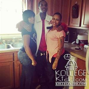 Lil Reese Loves His Mama | Welcome To KollegeKidd.com