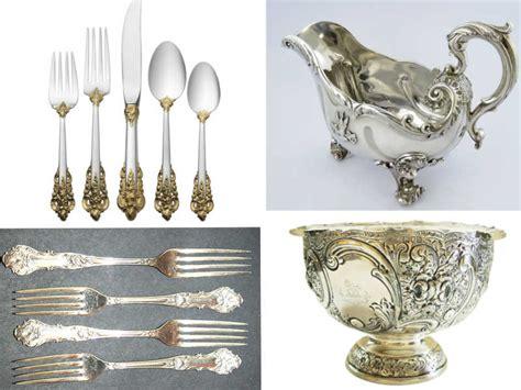 silverware silver plated much worth identify flatware december