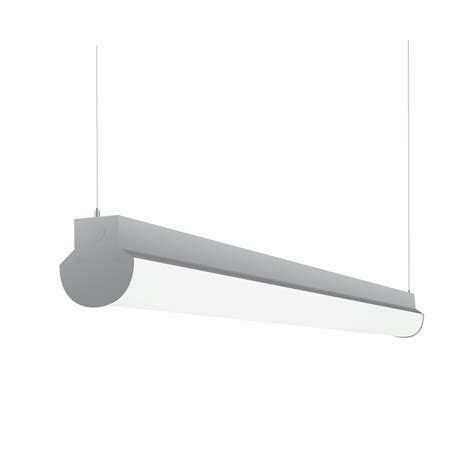 Linear Pendant Light Fixtures by Alcon Lighting 12122 4 Lombardy Industrial Series
