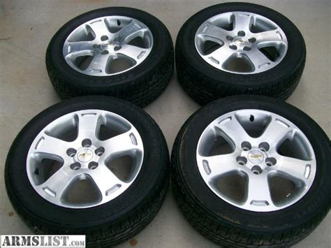 Armslist  For Saletrade Factory Chevrolet Hhr Wheels