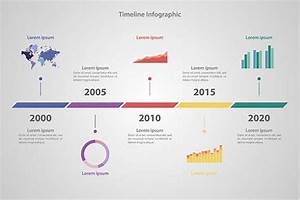 Cosmetology Portfolio Template Timeline Infographic Illustrations On Creative Market