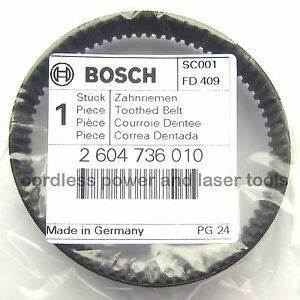 Bosch Pbs 75 Ae : bosch toothed drive belt for pbs 75 a ae gbs 75 a ae ~ Watch28wear.com Haus und Dekorationen