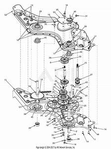 Mtd 21ab454e730  2005  Parts Diagram For Transmission Assembly
