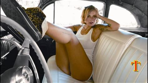 car girls archives page    muscle car