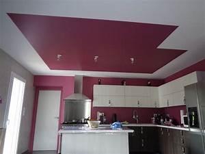 peindre un plafond en couleur evtod With peindre un plafond en couleur