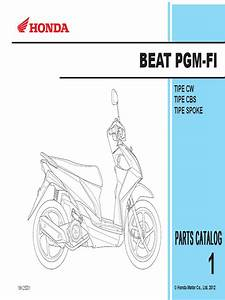Diagram Diagram Kelistrikan Honda Vario 110 Full Version Hd