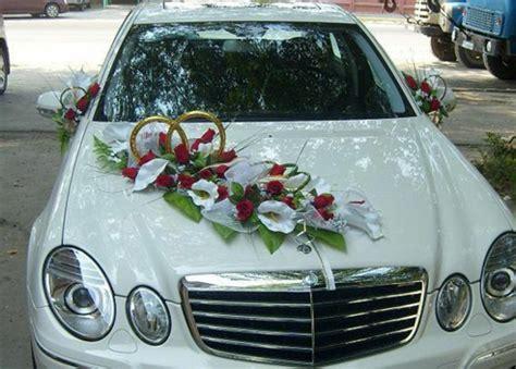 la d 233 coration de voiture de mariage c est faisable archzine fr