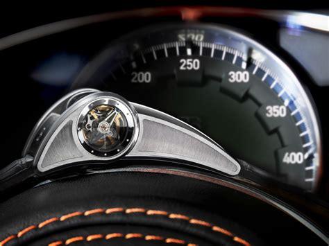 Bugatti chiron uses a black titanium case to echo the smooth lines of its car inspiration. Parmigiani Fleurier Bugatti Type 390 Watch For The Bugatti ...