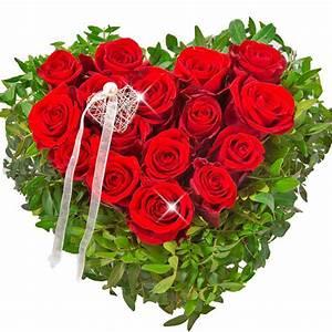 Herz Mit Blumen : rosen herz online bestellen blumen zur hochzeit blumen online bestellen bundesweit ~ Frokenaadalensverden.com Haus und Dekorationen