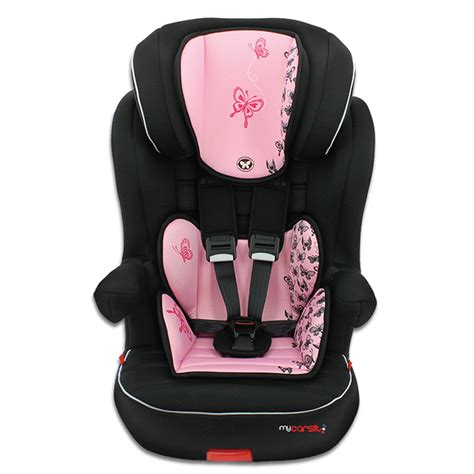 siege butterfly siège auto i max sp isofix butterfly groupe 1 2 3 de