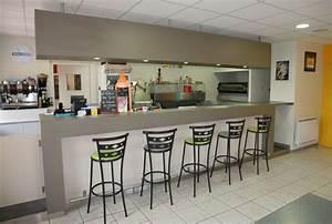 Eclairage Plafond Cuisine : eclairage faux plafond cuisine faux plafond blanc et ~ Edinachiropracticcenter.com Idées de Décoration