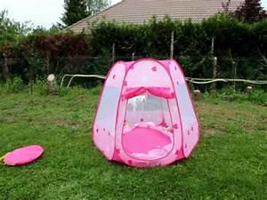 Tente Enfant Exterieur : b01fj4n6d4 video refusee battop princesse tente l 39 int rieur et l 39 ext rieur des enfants youtube ~ Farleysfitness.com Idées de Décoration